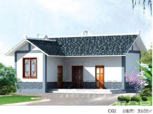 中式集成房屋
