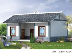 贵阳中式集成房屋