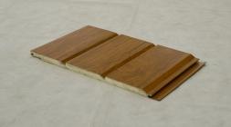 金属雕花板-木纹