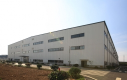 四平钢结构厂房